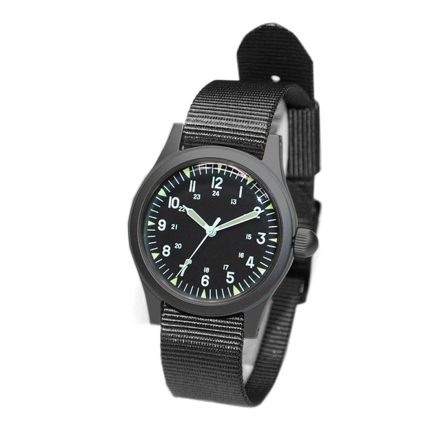 These military grade timepieces by military watch company are the toughest ones around nylon for Military grade watches