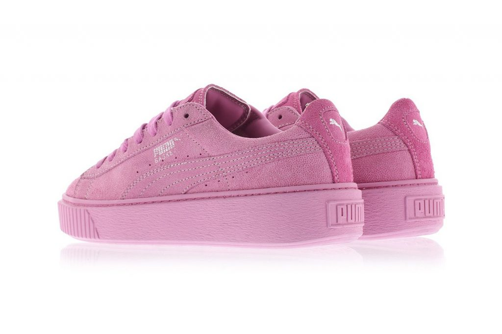 6150ce592c95 Take Your Sneaker Game to New Heights With The Puma Basket Platform ...