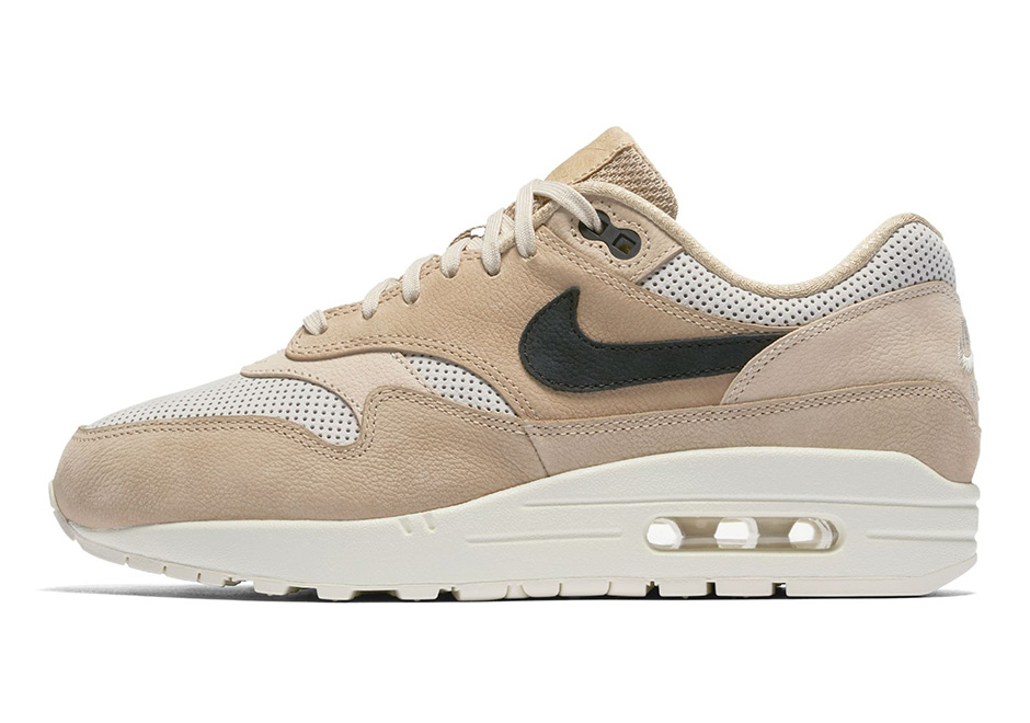 new product 3fcd8 9a382 While the sneakers more or less retain the classic look of the Air Max 1  silhouette, these three kicks set themselves apart from the rest by  featuring ...