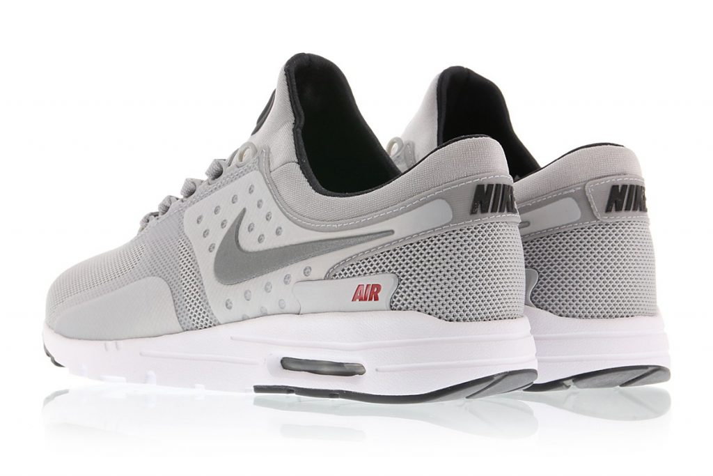"huge selection of 33805 dfafa The Nike Air Max Zero ""Metallic Silver"" is available right now, and can be  bought at select Nike stockists such as Titolo for US 190. If this is Nike s  ..."