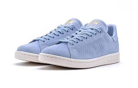 """new style 9222a a66b6 The adidas Originals Stan Smith """"Easy Blue"""" is available right now, and can  be bought online at select Adidas stockists such as Xtreme for 95 Euros, ..."""