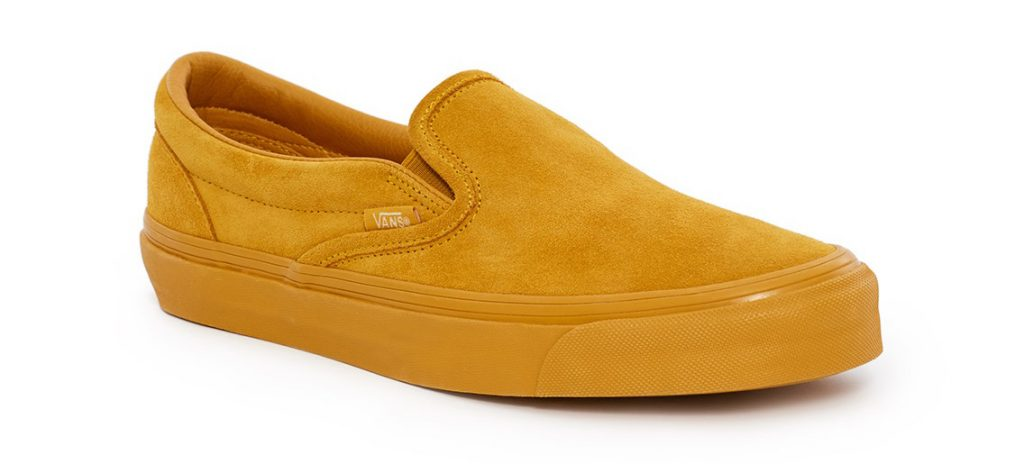 "e77b23180c The New Vans x Opening Ceremony ""Oh Sooo Suede"" Pack Is Pretty Darn ..."