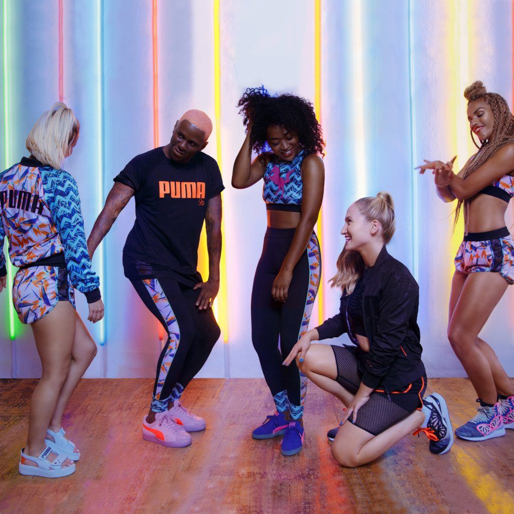 You ll Wanna Sport Every Look From The PUMA x Sophia Webster Collection 1c842eb31